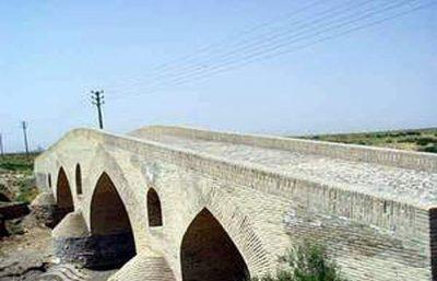 پل شاه عباسی از بناهای تاریخی قزوین