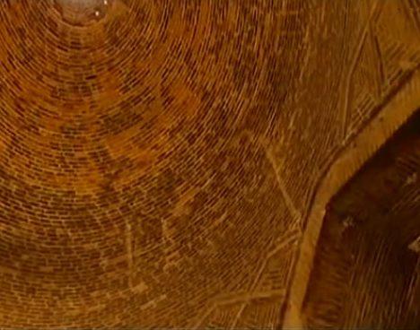 کاروانسرای هجیب از اماکن دیدنی قزوین