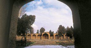 تصاویر کاروانسرای هجیب قزوین