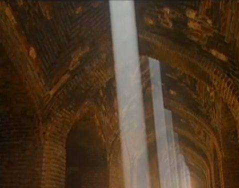 کاروانسرای هجیب قزوین از اماکن تاریخی ایران