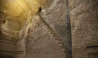 آب انبار مسجد جامع قزوین از اماکن تاریخی کشور