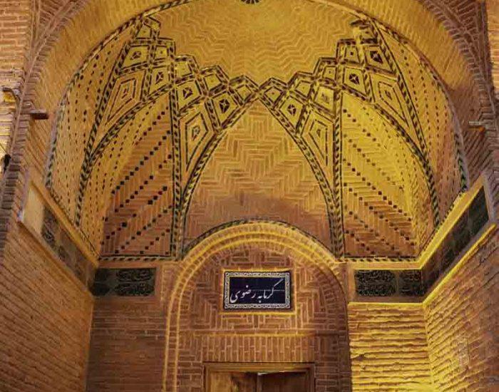 کاروانسرای سعدالسلطنه از اماکن تاریخی و گردشگری قزوین