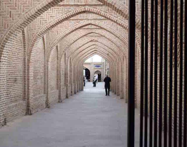 کاروانسرای سعدالسطنه از جاذبه های گردشگری ایران