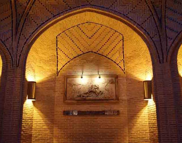 کاروانسرای سعدالسلطنه از بناهای تاریخی ایران