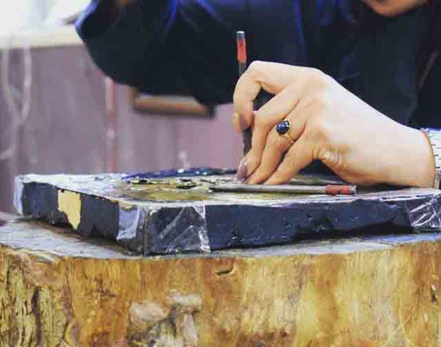 سرای سعدالسلطنه از جاذبه های گردشگری قزوین