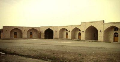 کاروانسرای بهاریان زنجان