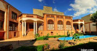 خانه سلماسی یا موزه سنجش تبریز