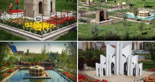 پارک مینیاتوری تبریز