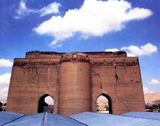 مسجد علیشاه ( بنای ارگ تبریز)