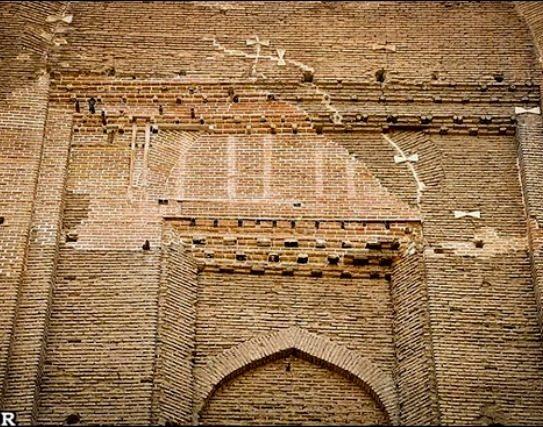 مسجد علیشاه (بنای ارگ تبریز)