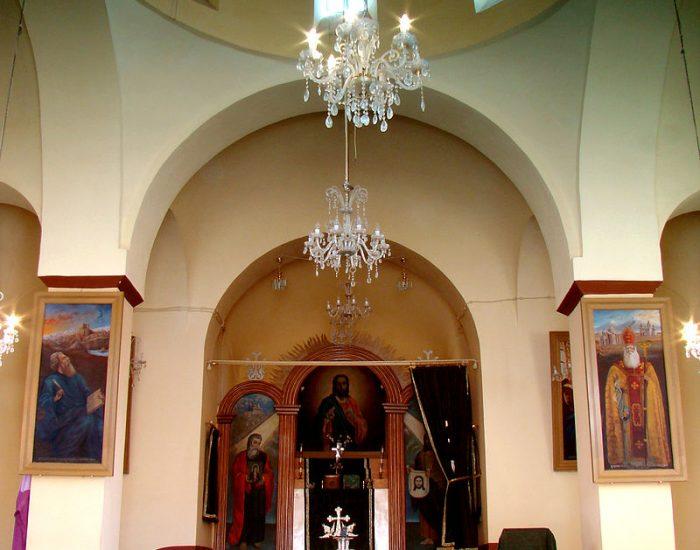 کلیسای شوغاگات تبریز