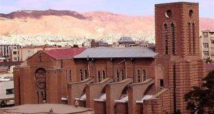 کلیسای کانولیک(عذرای توانا) تبریز