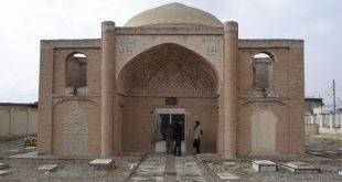 آرامگاه میرزا ابوالقاسم مجتهد واقع در شهر زنجان