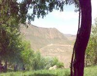 مناظر اطراف چشمه علی بلاغی ابهر