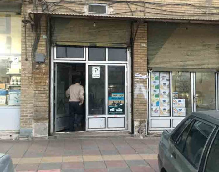 سرای نهالی (رسولی) بازار زنجان