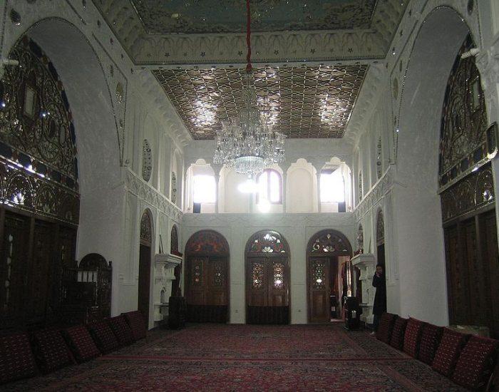خانه امینی ها قزوین (حسینیه امینی ها)