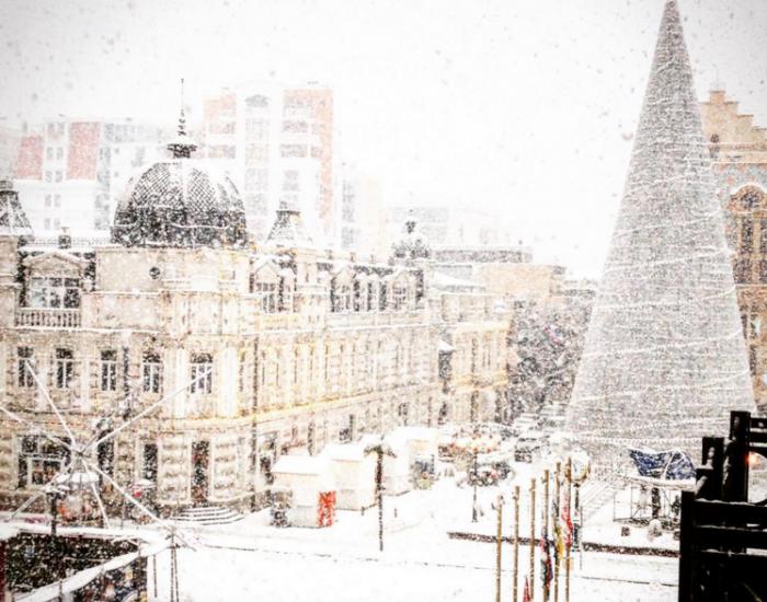 فصل زمستان درکشور گرجستان