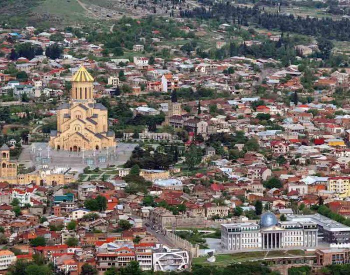 شهر تفلیس پایتخت گرجستان