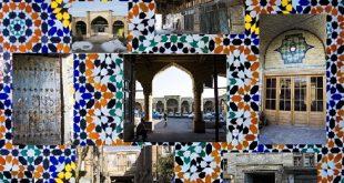 سراهای تخریب شده راسته امامزاده زنجان