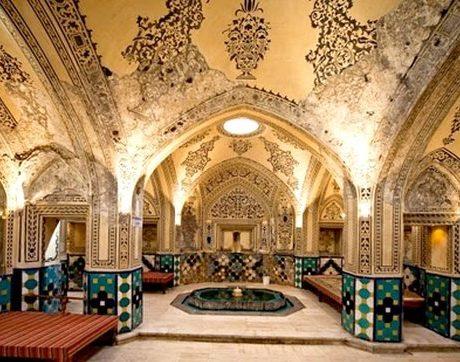 حمام سلطان میر احمد در کاشان