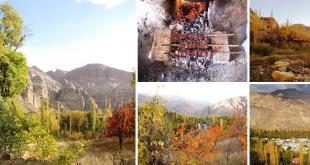 روستای اندج قزوین