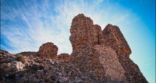 قیز قلعه سی (قلعه دختر) در استان قزوین