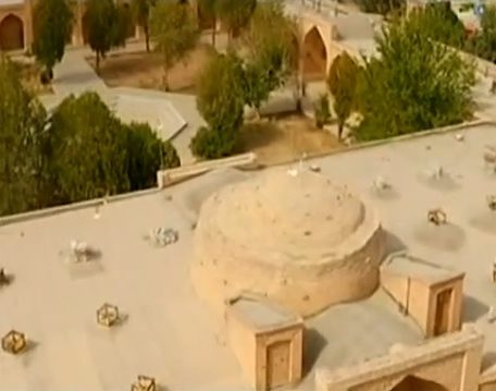 کاروانسرای محمدآباد قزوین از اماکن تاریخی ایران