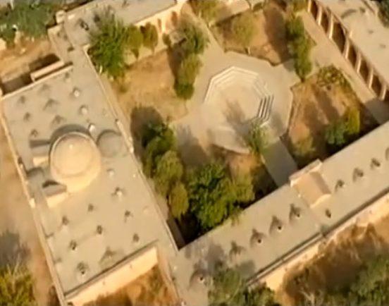 کاروانسرای محمدآباد از جاذبه های گردشگری قزوین