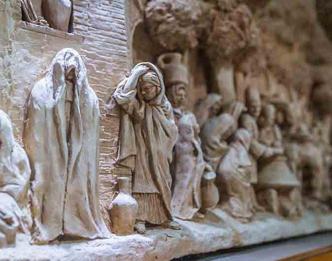 حمام قجر از اماکن تاریخی قزوین