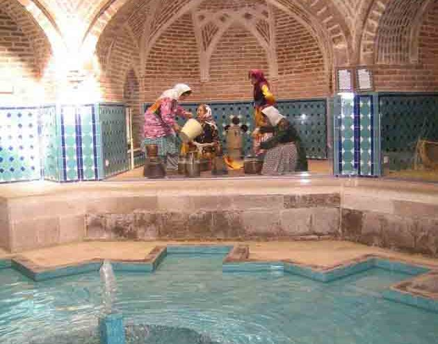 موزه مردم شناسی قجر در شهر قزوین