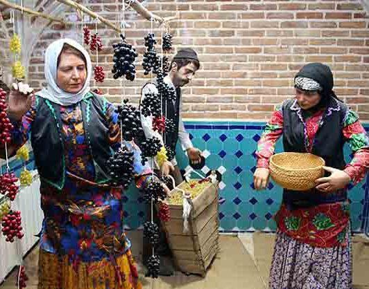 حمام قجر یکی از حمام های قدیمی ایران
