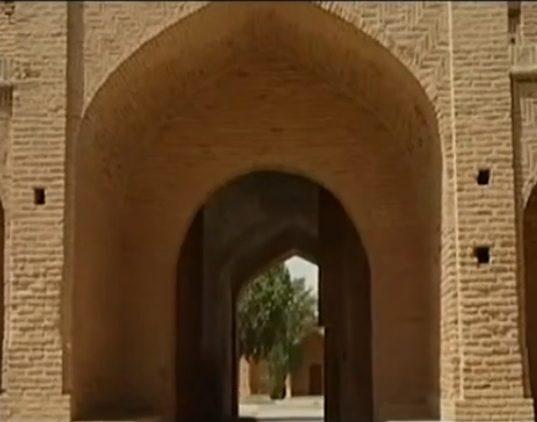کاروانسرای محمدآباد قزوین از اماکن قدیمی ایران