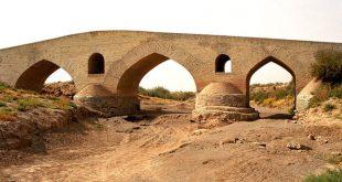 پل شاه عباسی محمد آباد قزوین