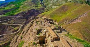 روستای زر آباد قزوین