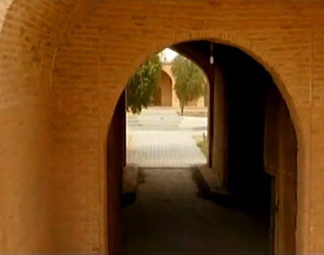 کاروانسرای محمدآباد از بناهای تاریخی قزوین