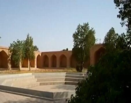 کاروانسرای محمدآباد قزوین از کاروانسراهای قدیمی ایران