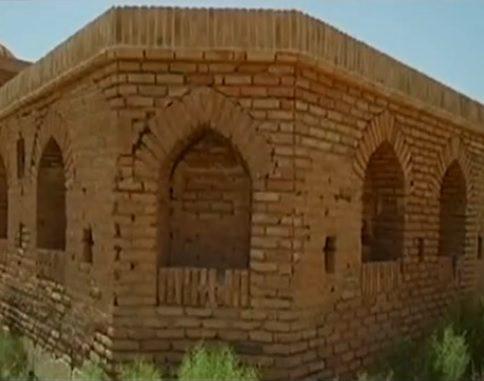 کاروانسرای هجیب از کاروانسراهای قدیمی قزوین