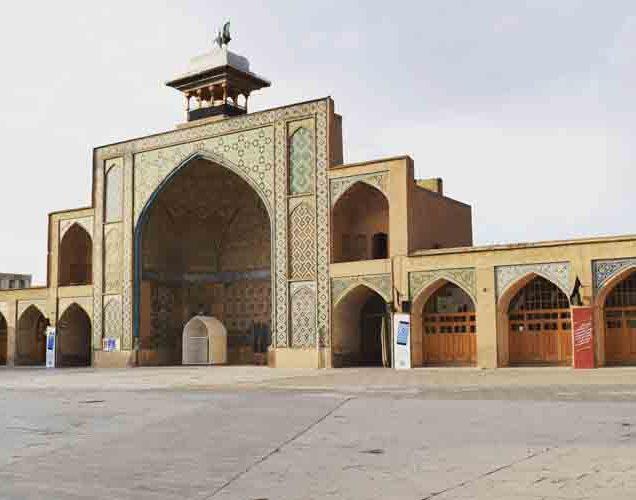 کاروانسرای سعدالسلطنه از از بناهای تاریخی قزوین