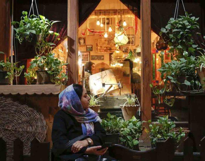 سرای سعدالسلطنه قزوین از بناهای تاریخی ایران