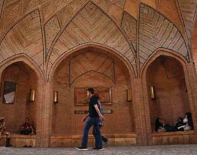 سرای سعدالسلطنه از اماکن تاریخی ایران