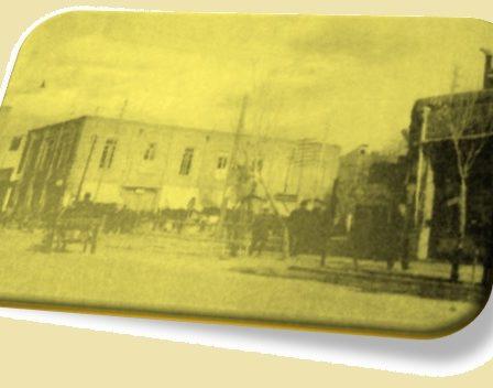 عکس قدیمی خیابان شریعتی تبریز